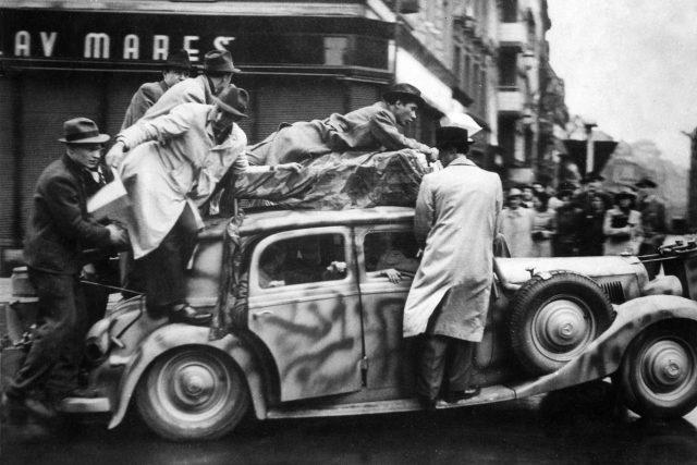 Boj o rozhlas, který před 74 lety odstartoval závěrečnou fázi boje proti nacistické okupaci