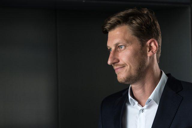 Nový předseda Národní sportovní agentury,  Filip Neusser.   foto: René Volfík,  iROZHLAS.cz