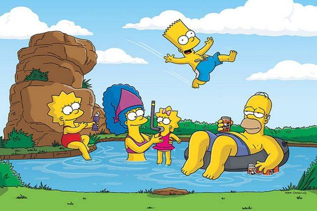 Simpsonovi    foto:  Bontonfilm