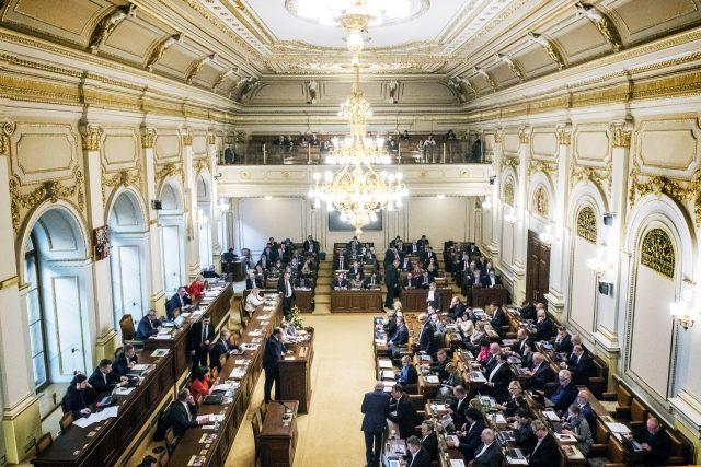 Sněmovna | foto: Michaela Danelová,  iROZHLAS.cz