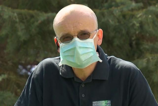 Lékař Martin Balík