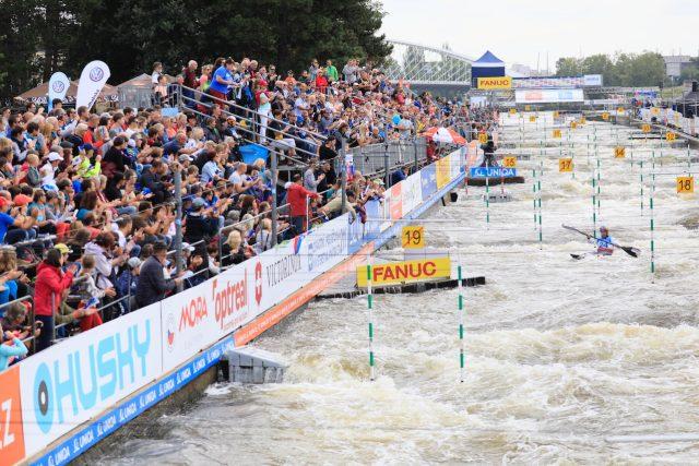 Snažím se na olympiádu dostat už 20 let. Nedá se to hodit za hlavu,  ale beru to jako realitu,  říká Slafkovský | foto: Martin Hladík,  www.kanoe.cz