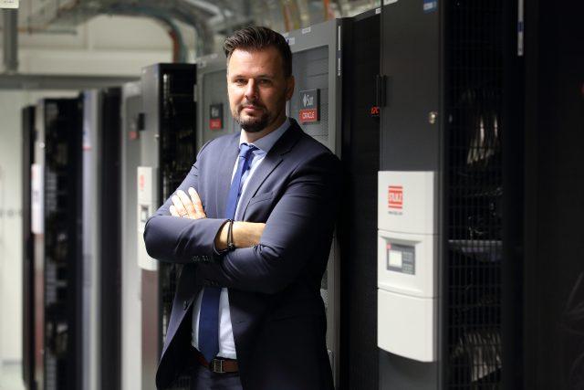 Šéf Národní agentury pro komunikační a informační technologie Vladimír Dzurilla