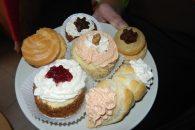 Tvarůžková cukrárna v Lošticích - tvarůžkové zákusky