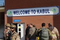 Vítejte na základně v Kábulu