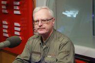 Ladislav Lahoda, prezident společnosti pro výzkum historického podzemí