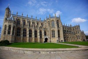Svatba britského prince Harryho a Meghan Markelové se konala v kapli sv. Jiří na hradě Windsor