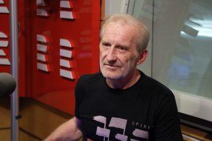 Frontman skupiny Čechomor František Černý