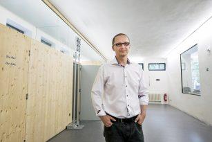 Projekt na rekonstrukci letenské vodárenské věže vypracovala architektonická kancelář Petra Hájka.