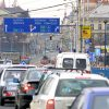 Dopravní kolona v Plzni (ilustrační foto)