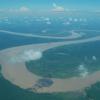 Ekologičtí aktivisté se spojili s akademiky, aby ochránili tisíc let starý prales. Na obrázku řeka Ucayali.