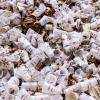 Plastové kelímky, odpadky