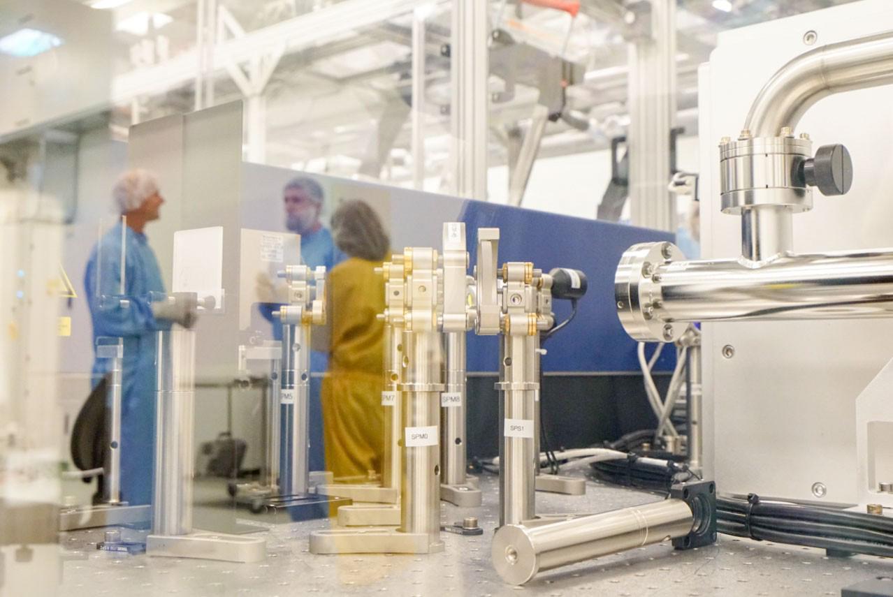 Nejvýkonnější laser na světě je teď ve fázi testování