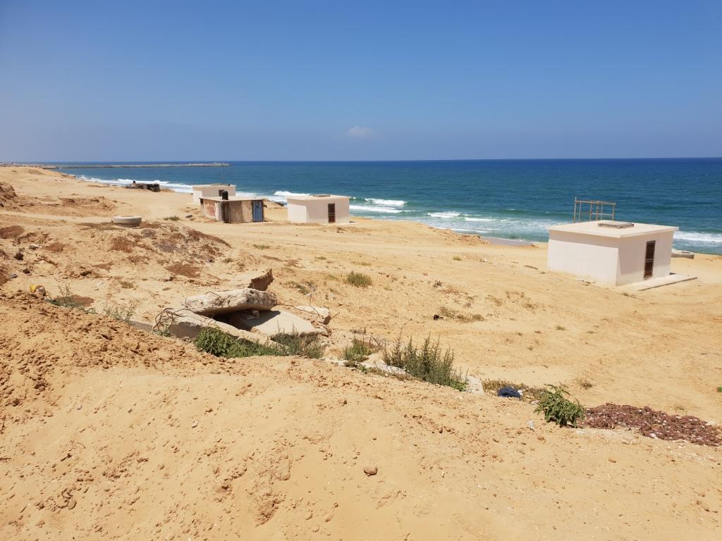 Dvoumiliónové pásmo Gazy zůstalo bez vlastních zdrojů pitné vody. Katastrofě může zabránit odsolování té mořské.