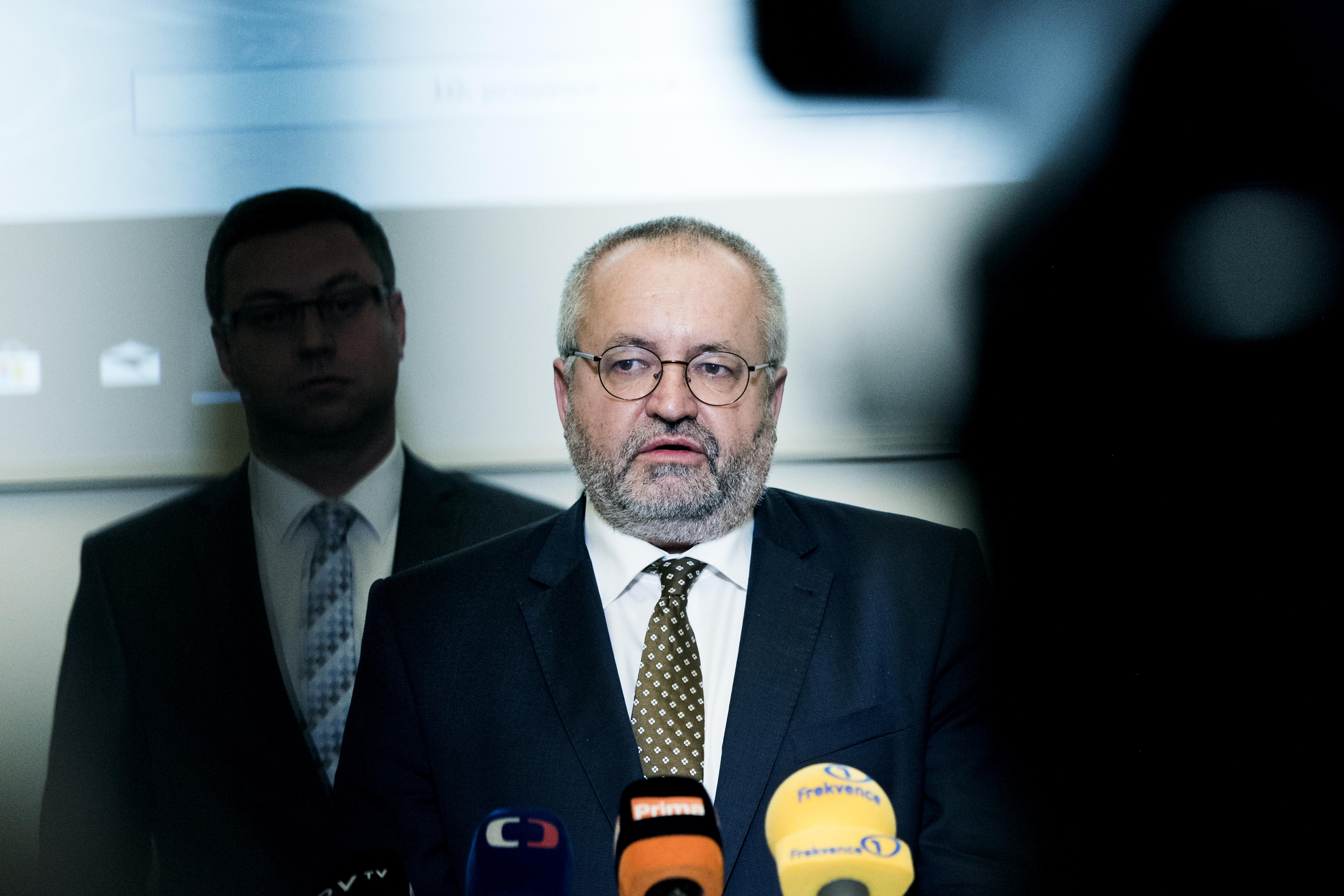 Libor Vávra, předseda Městského soudu v Praze