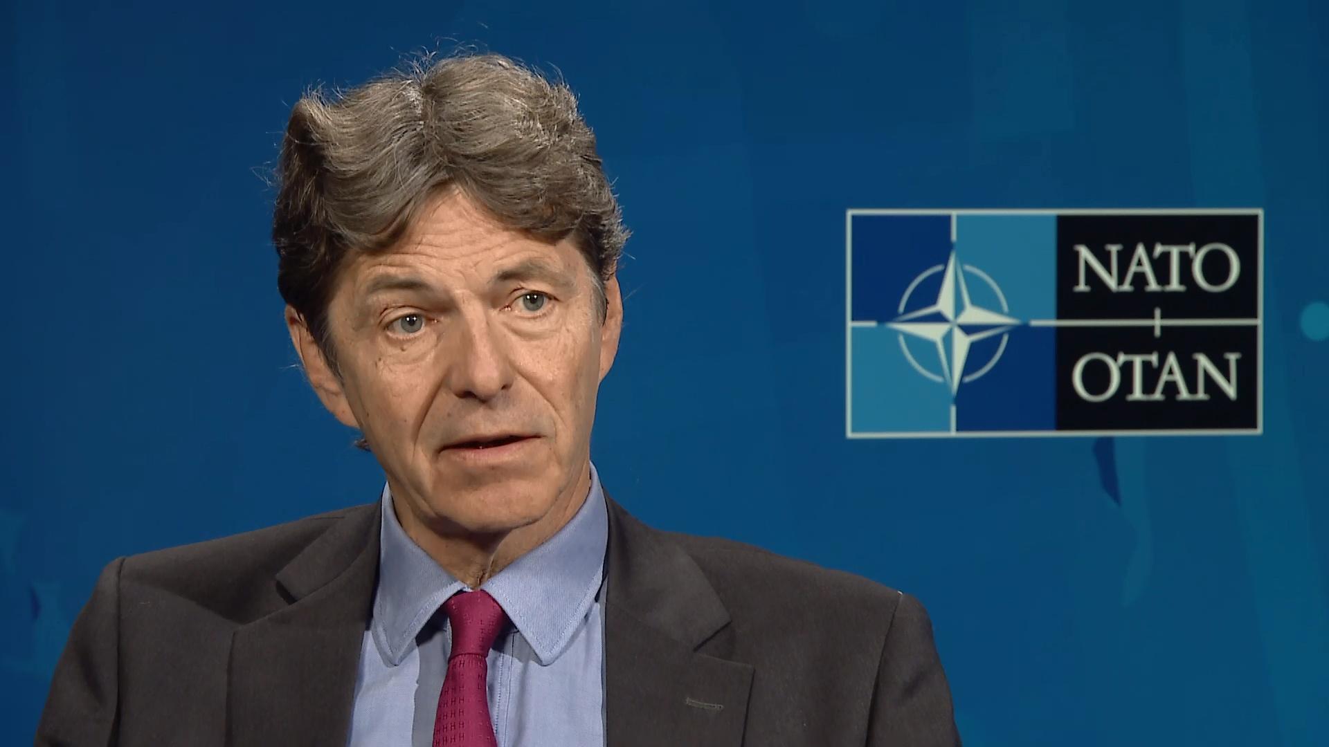 Šéf zpravodajců NATO Arndt Freytag von Loringhoven